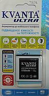 АКБ Kvanta HTC BA S800/ BL11100 (Desire V T328w/ Desire U T327w/ Desire X T328e) 1700 mAh