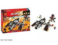 Конструктор BELA Ninja 10529 1135 дет.
