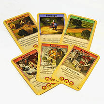 Настольная игра Колонизаторы. Быстрая карточная игра, фото 2