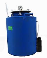 Автоклав электрический бытовой на 40 литров с ручным терморегулятором температуры.