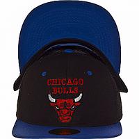 Реперка стильная синяя Chicago Bulls