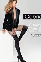 Колготки з імітацією панчіх Gabriella Aurora 60den