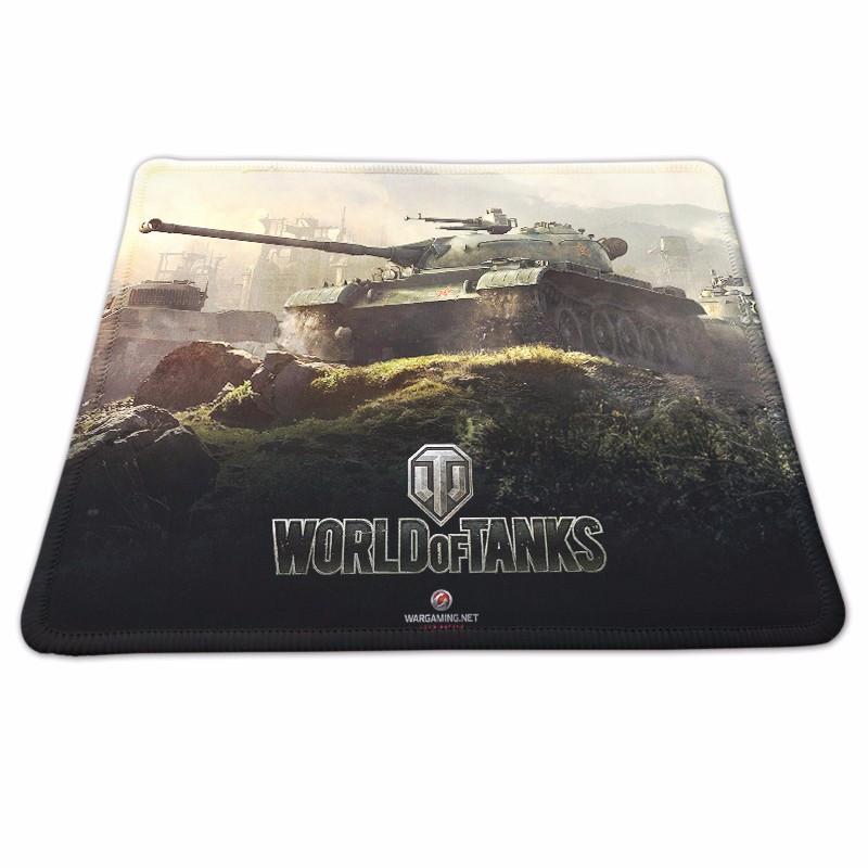 Игровая поверхность World of Tanks (180x220мм)