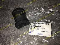 Втулка стабилизатора переднего с буртом (нового образца) Ланос Сенс Sens Lanos GM 96444926, фото 1
