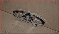 Эмблема решетки радиатора, старого образца, Chery Tiggo [2.0, до 2010г.], T11-3921501, Original parts