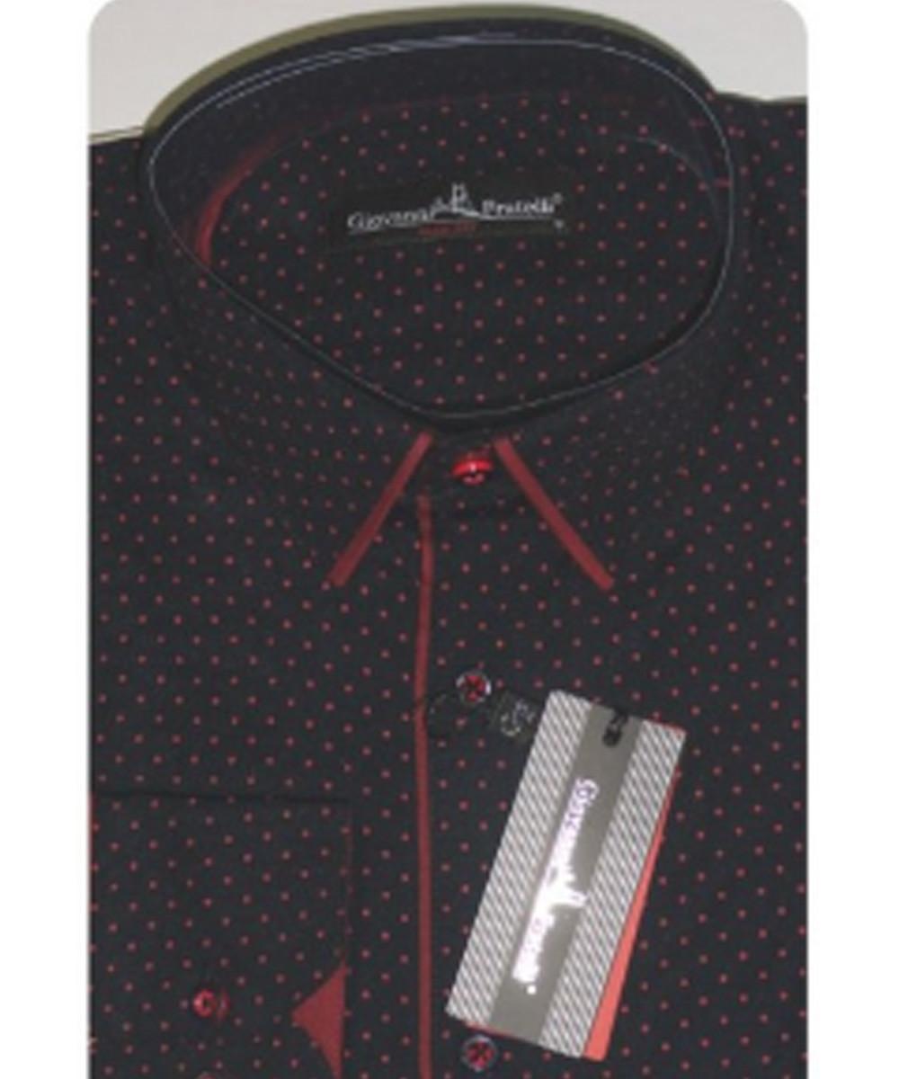Рубашка мужская Giovanni Fratelli 3389 приталенная
