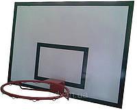 Баскетбольный щит металлический -0,9м. х1,2м.