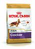 Royal Canin Cocker Adult - корм для собак породы кокер-спаниель с 12 месяцев 3 кг