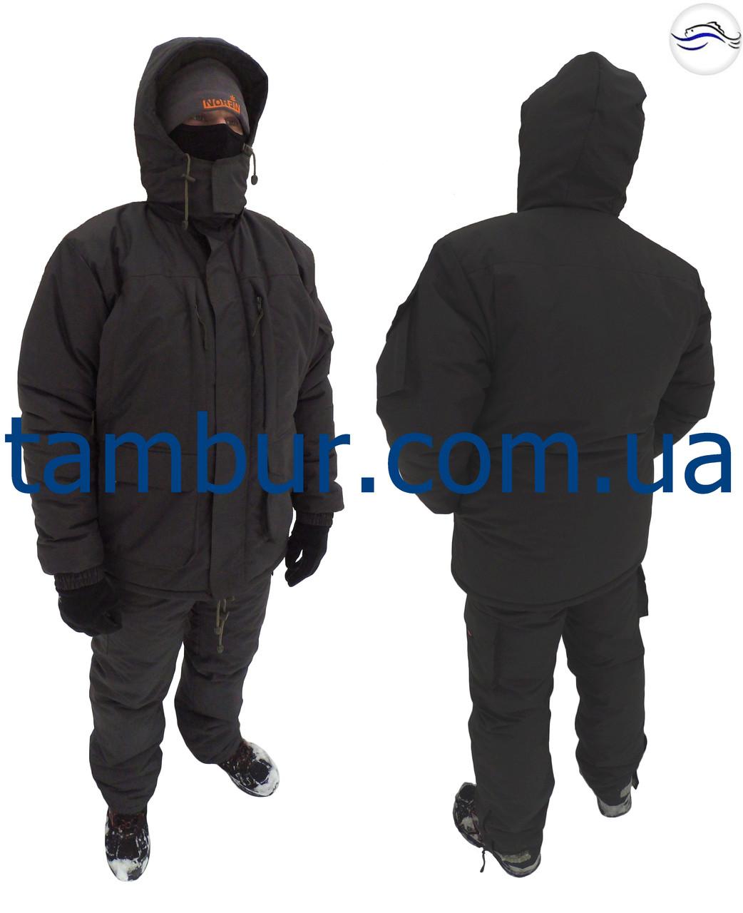 Зимний костюм для рыбалки и охоты, таслан (элитный)