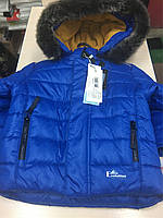 Зимняя куртка на мальчика рост 80