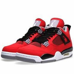 Кроссовки Air Jordan IV red
