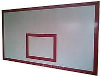 Баскетбольный щит металлический - 1,0м. х1,8м.