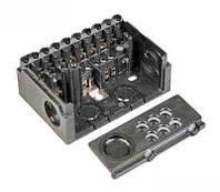 Цоколь топочного автомата горелки Satronic/Honeywell 75320