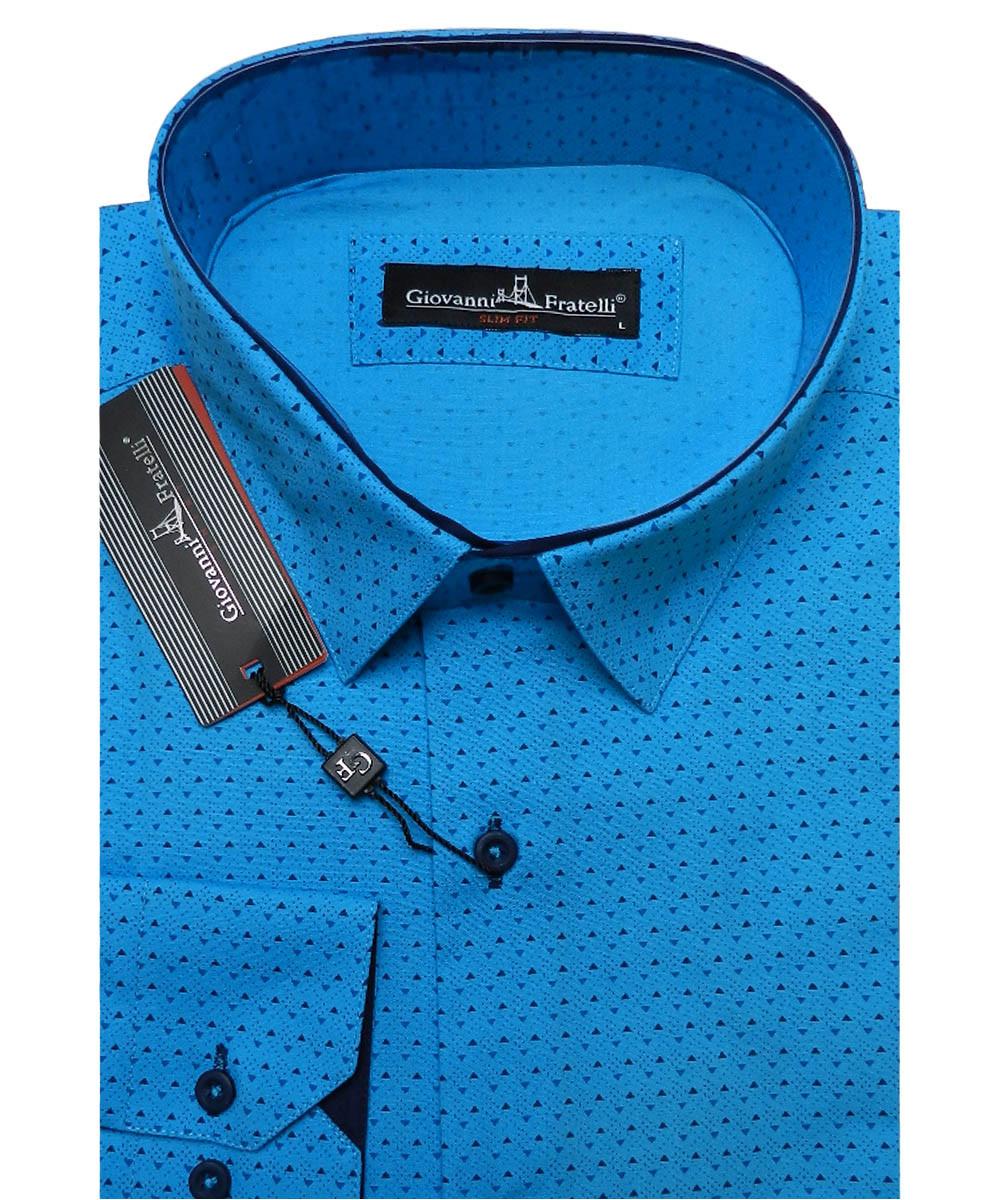Рубашка мужская Giovanni Fratelli 3228 CR 44
