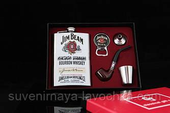 Набір з флягою JIM BEAM 13