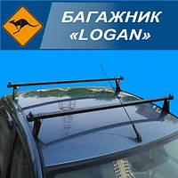 """Багажник """"LOGAN"""" поперечены 128см"""