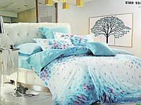 Комплект постельного белья евро сатин Le Vele, фото 1