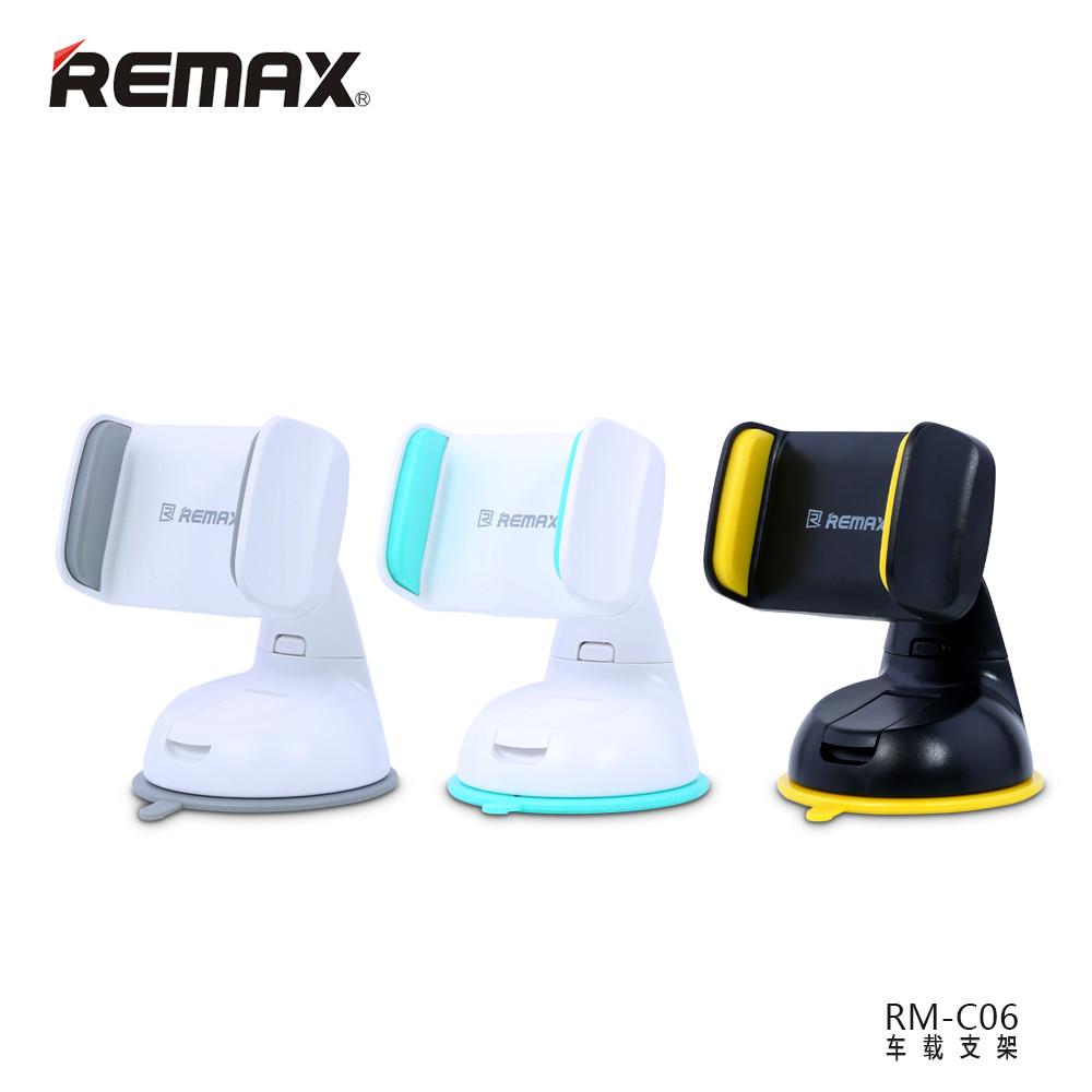 Автомобильный держатель для телефона REMAX Car Holder RM-C06