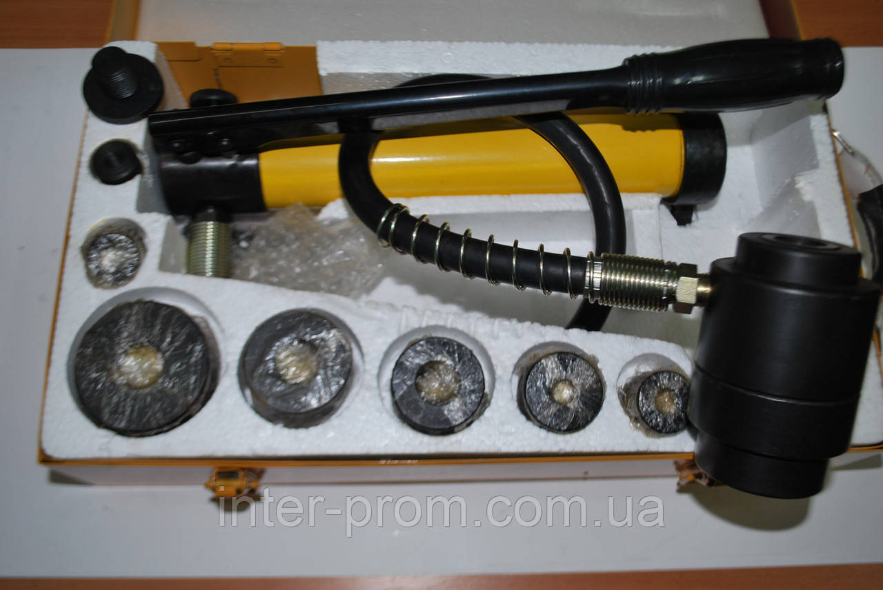 ПГЛ-60Н Перфоратор гидравлический для листового металла до 3 мм.