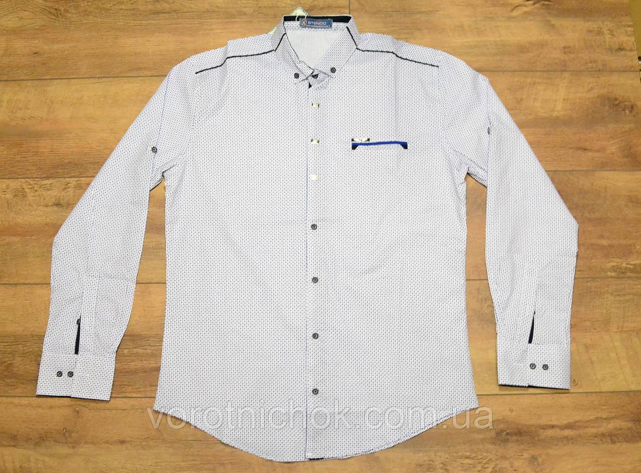 Мужская рубашка M- XXL размеры