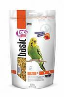 Lolo Pets LO-70215 Корм для хвилястих папуг фруктовий 0,6 кг