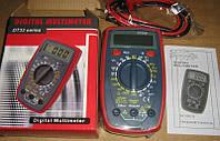 Мультиметр цифровий Тестер DT 33B