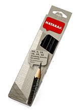 Карандаши чернографитные NATARAJ drawing pencils artist разной твердости