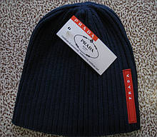 Разные цвета PRADA шапки вязаные для взрослых и подростков шапка хлопок прада