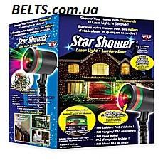 Гирлянда Star Shower Laser Light