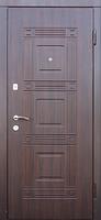 Дверь Портала Комфорт 950*2040*70 Винорит Министр орех темный дверной + орех темный