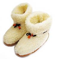Теплая обувь для улицы и дома