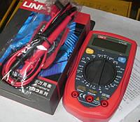 Мультиметр Тестер цифровой UNI-T UT-33B