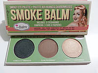 The Balm Mini Palettes SmokeBalm Vol.2-Green Packaging - Палетка теней для век, 10.2 г