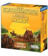 Колонизаторы. Купцы и Варвары (Catan: Traders & Barbarians) настольная игра