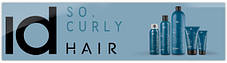 Серия для вьющихся волос id HAIR Curly