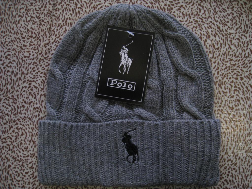 В стиле Ральф лорен вязаные шапки для взрослых и подростков хлопок шапка ралф лорен