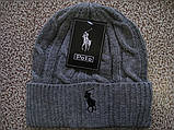 В стиле Ральф вязаные шапки для взрослых и подростков хлопок шапка ралф, фото 4