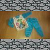 Теплая пижама махровая