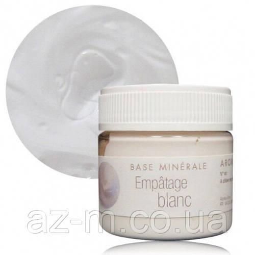 Краситель минеральный Белая паста (Empâtage blanc), 40 г