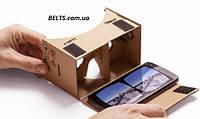 Картонні окуляри Google Cardboard, фото 1