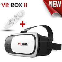 Очки виртуальной реальности VR BOX 2.0 + Пульт 3D очки