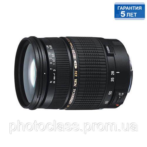 Tamron AF 28-75mm f/2,8 XR Di LD Aspherical (IF) Macro (для Nikon)