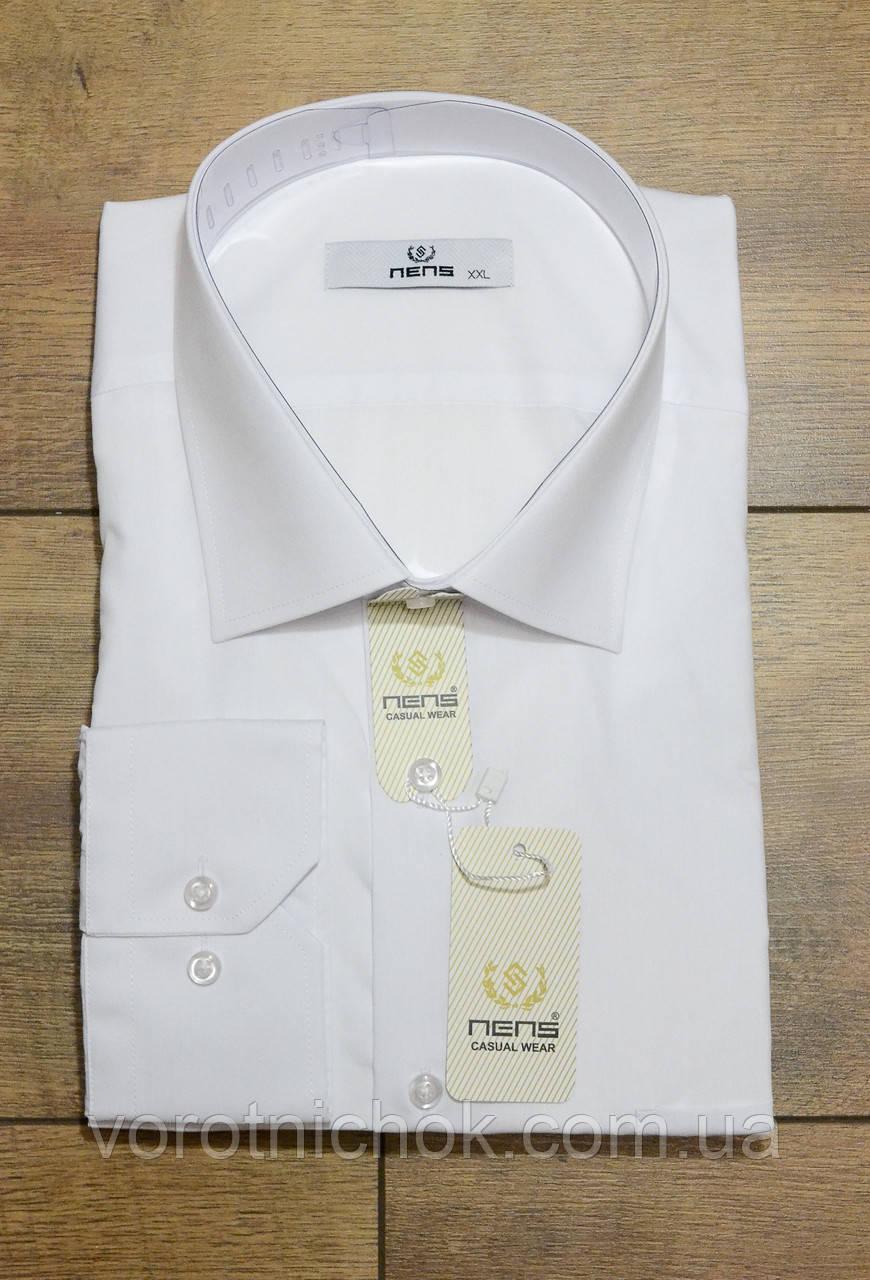 Чоловіча сорочка - класична - однотонна