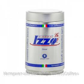 Кофе в зернах Izzo Silver 250 г в банке