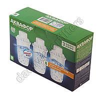 Фильтр для воды (картридж) Аквафор В100-8 (3 шт. в упаковке)