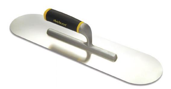 Гладилка для пола н/ж 120х450 мм Decor Hassan
