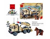 Конструктор BRICK 822 Военная машина