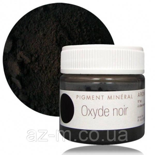 Краситель минеральный Черный оксид (Oxyde noir), 10 г