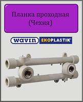 """Планка проходная 20х1/2"""" Wavin Ekoplastik"""