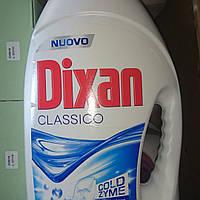 Гель для стирки белого белья Dixan, 30 стирок, Италия